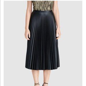 LAUREN Ralph Lauren Accordion pleat skirt